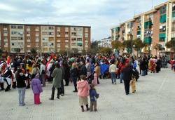 14 de febrer - Rua del Carnaval infantil i animació a la plaça del Poble