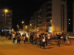 17 de febrer - Dimecres de Cendra - Rua de dol