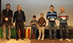 Mencions per categories del Club Deportivo Montornés Norte