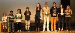 Mencions per categories del Club Esportiu Montornès Atletisme