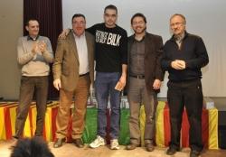 Mencions per categories del Club Bàsquet Vila de Montornès