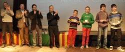 Mencions per categories de l'Associació Esportiva Montornès Futbol Sala