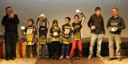Mencions per categories de l'Escuderia Montornès Pro-Race