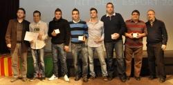 Finalistes al millor esportista sènior