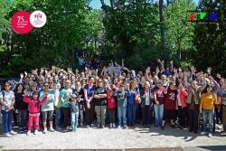 Els participants. Foto: AF Montornès