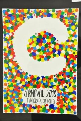 El premi infantil del concurs ha estat per al cartell d'Aitana Gavilán