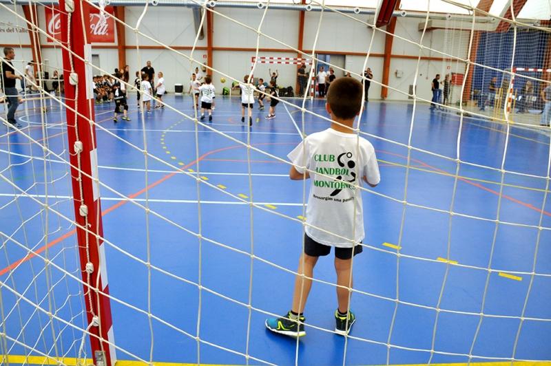 Presentació del Club Handbol Montornès (13/05/2017)