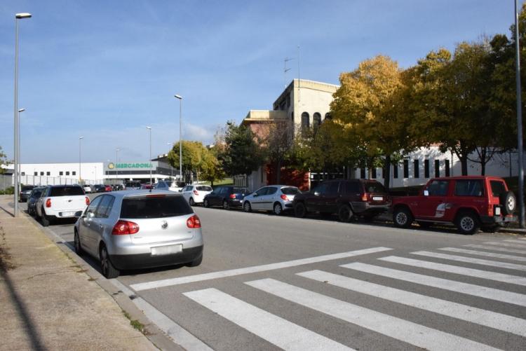 La parada s'ubicarà al carrer de la Casa Nova, al davant de l'Espai Cultural Montbarri